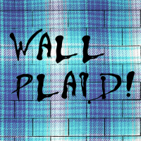 Wall Plaid!